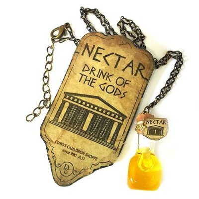 Colar Percy Jackson - Nectar