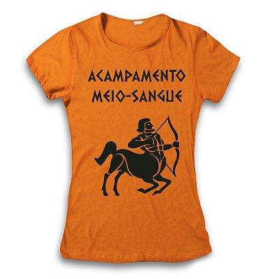 Camiseta Percy Jackson - Acampamento Meio Sangue - Centauro 4