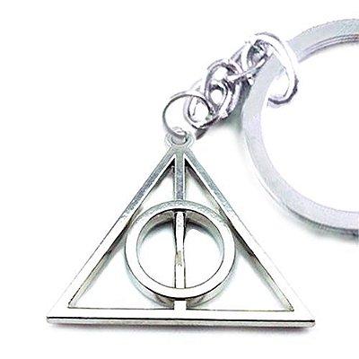 Chaveiro Harry Potter - Relíquias da Morte