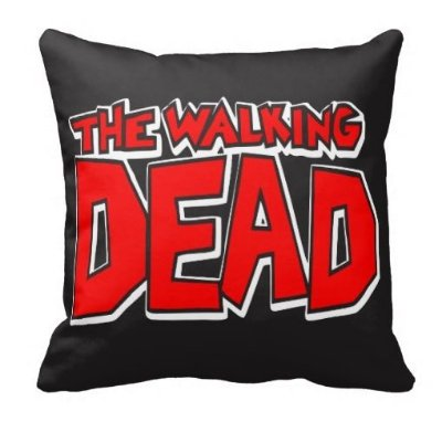 Almofada The Walking Dead - Logo