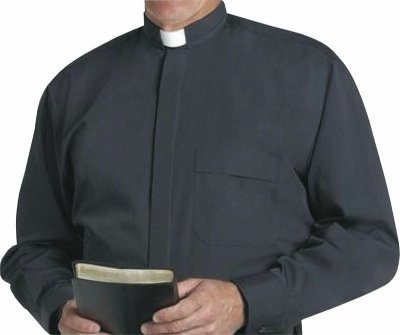 Camisa Clerical ML GD 0001