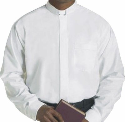 Camisa Clerical ML GD 0002