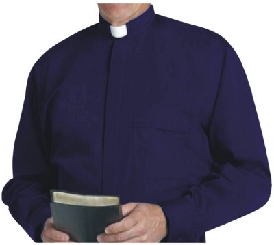 Camisa Clerical ML GD 0003