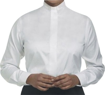 Camisa Clerical Feminina ML GD 0006