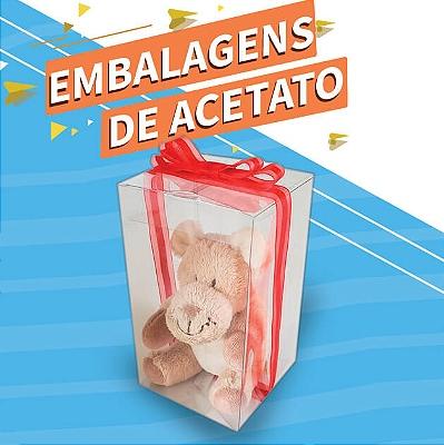 Embalagens Acetato