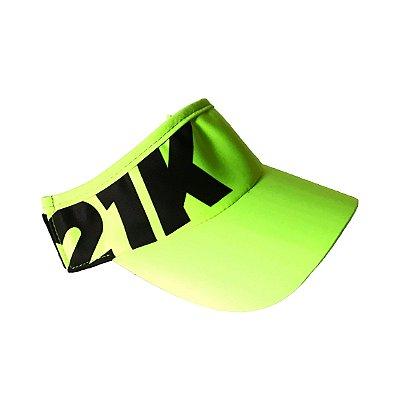 Viseira Agile 21k - verde