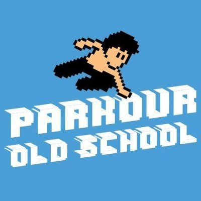 Camiseta Parkour 8bit
