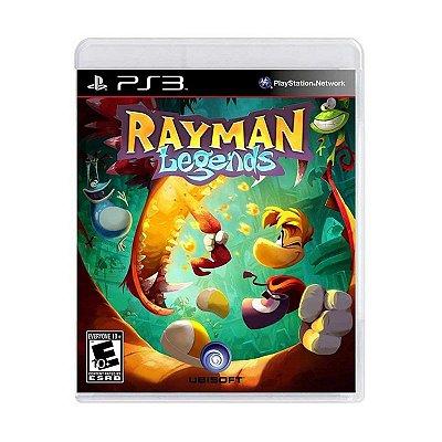 Jogo Rayman Legends - PS3