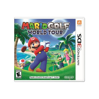 Jogo Mario Golf World Tour - 3DS