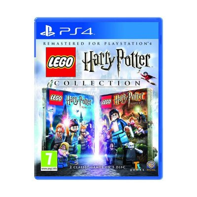 Jogo Lego Harry Potter: Collection - PS4