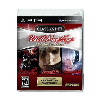 Jogo Devil May Cry: HD Collection - PS3