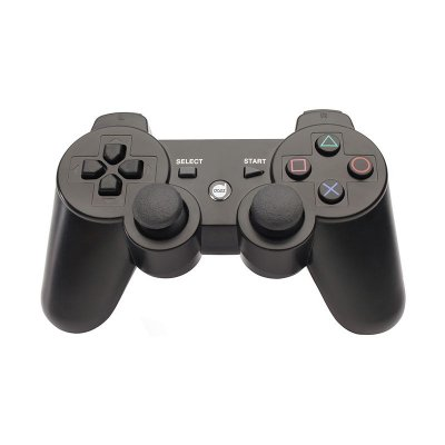 Controle Bluetooth Dazz Preto - PS3