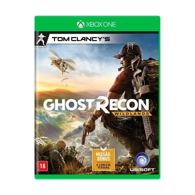 Jogo Tom Clancy's: Ghost Recon Wildlands - Xbox One
