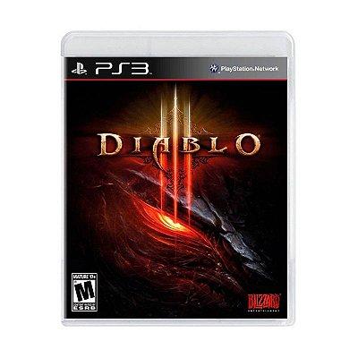 Jogo Diablo III - PS3