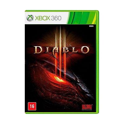 Jogo Diablo III - Xbox 360