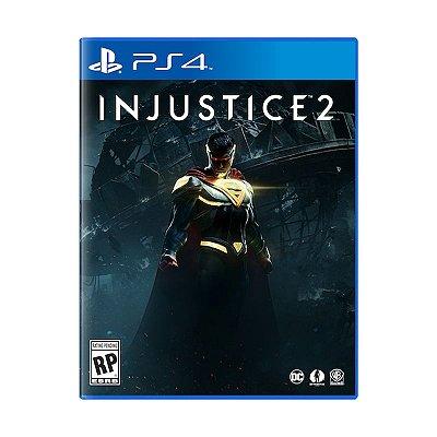 Jogo Injustice 2 - PS4