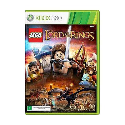 Jogo Lego O Senhor dos Aneis - Xbox 360