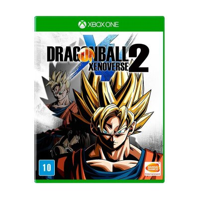 Jogo Dragon Ball: Xenoverse 2 - Xbox One