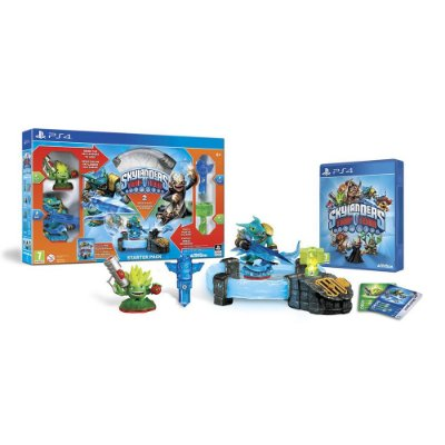 Kit Skylanders: Trap Team (Starter Pack) - PS4