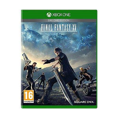 Jogo Final Fantasy XV (Edição Day One) - Xbox One