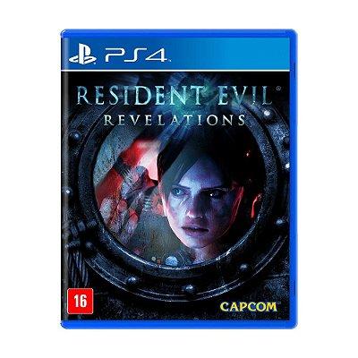 Jogo Resident Evil: Revelations - PS4