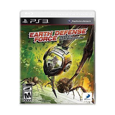 Jogo Earth Defense Force: Insect Armageddon - PS3