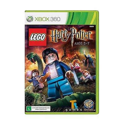 Jogo Lego Harry Potter: Years 5-7 - Xbox 360