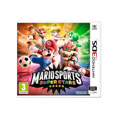 Jogo Mario Sports Superstars - 3DS