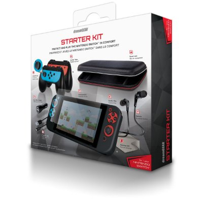 Starter Kit Dreamgear Nintendo Switch