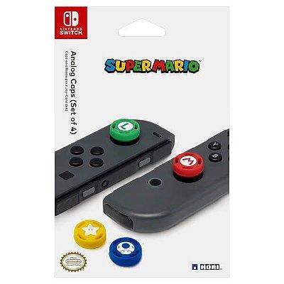 Borracha Protetora Analógicos Nintendo Switch - Hori