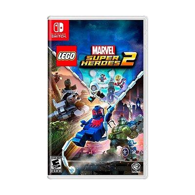 JOGOS Jogo LEGO Marvel Super Heroes 2 - Switch