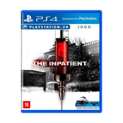 Jogo The Inpatient - PS4