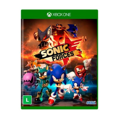Jogo Sonic Forces - Xbox One