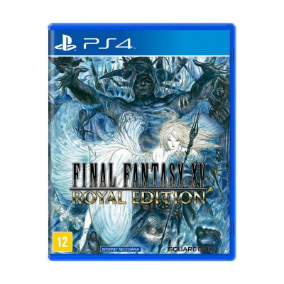 RPG Jogo Final Fantasy XV (Royal Edition) - PS4