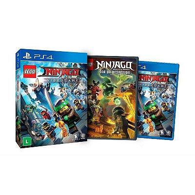 Jogo LEGO Ninjago: O Filme Videogame (Edição Limitada) - PS4