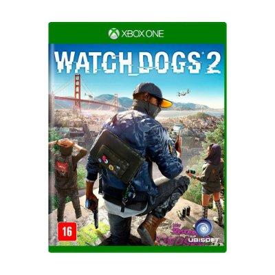 Jogo Watch Dogs 2 - Xbox One