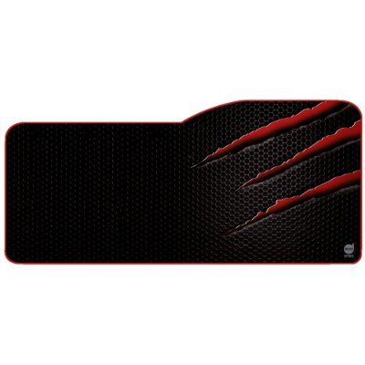 Mouse  Pad Gamer Nightmare Speed - Extra Grande 345x795 x 3mm -  Dazz
