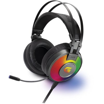 Headset Gamer Fortrek -  RGB G Pro H3
