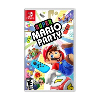 JOGOS Jogo Super Mario Party - Switch