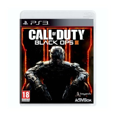 Jogo Call of Duty: Black Ops 3 - PS3