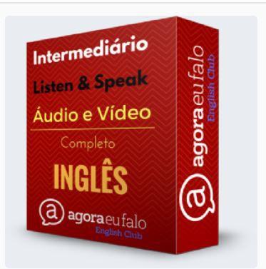 CURSO DE INGLÊS AGORAEUFALO ENGLISH CLUB