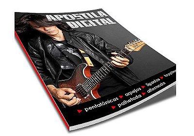 Apostila Digital – Técnicas de Guitarra de Ozielzinho da Guitarra