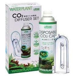 Kit de CO2 com difusor e spray de CO2 I-512 Aquário plantado