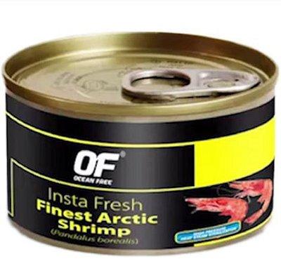Ocean Free Insta Fresh Artic Shrimp 100g