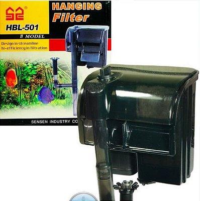 Filtro Externo SUNSUN HBL-501 400L/h 110v