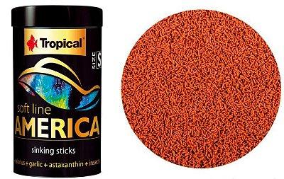 Ração Tropical Soft Line America Size S