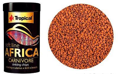 Ração Tropical Soft Line Africa Carnivore
