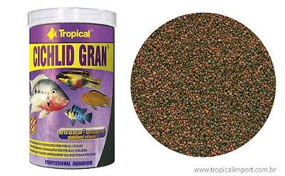 Ração Tropical Cichlid Gran