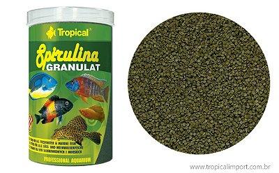 Ração Tropical Spirulina granulat