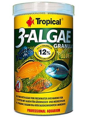 Ração Tropical 3-Algae granulat